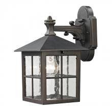 Elk Cornerstone 8201EW/70 - Shaker Heights Coach Lantern In Hazelnut Bronze