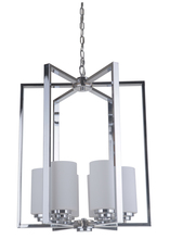Jeremiah 39736-CH - Albany 6 Light Foyer in Chrome